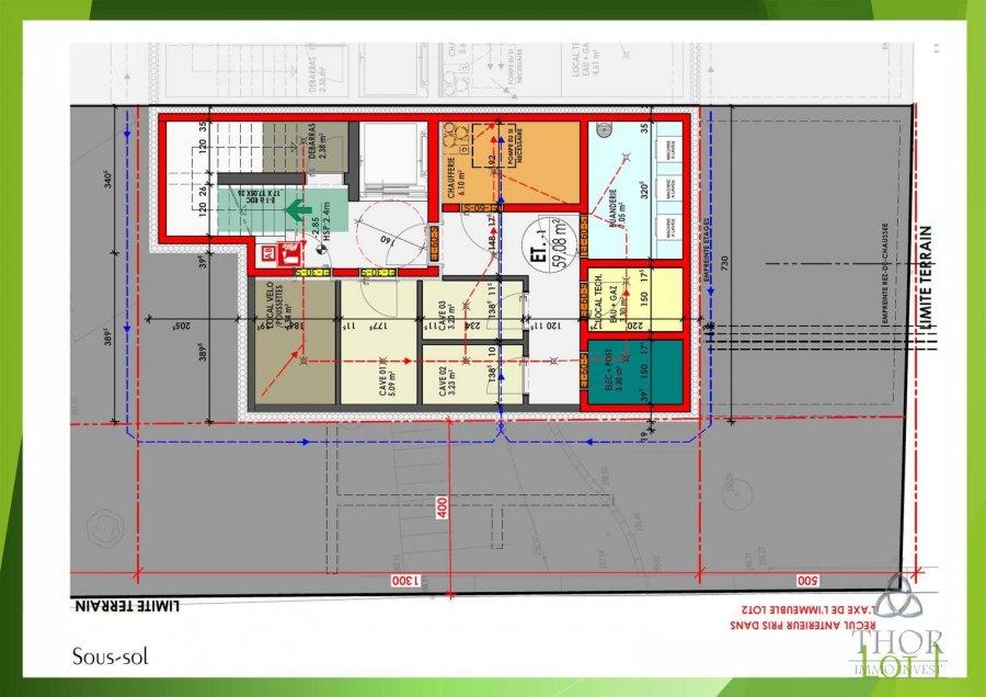 acheter duplex 4 chambres 127.31 m² luxembourg photo 7