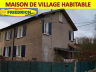 Maison à vendre F7 à Tréveray - Réf. 4147255