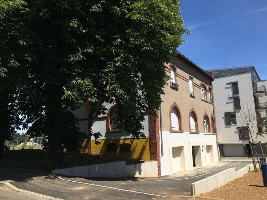 Appartement à louer F2 à Metz-Sablon