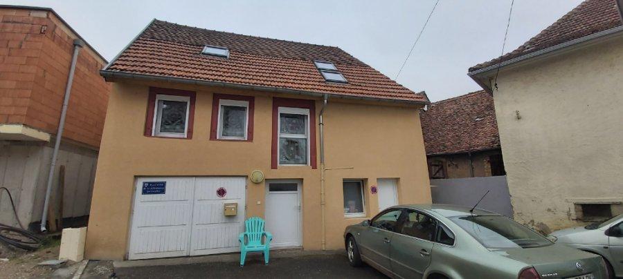 Maison à vendre F5 à Diemeringen