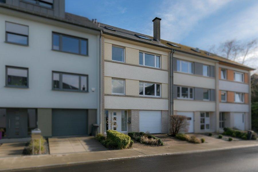 acheter maison mitoyenne 4 chambres 210 m² luxembourg photo 1
