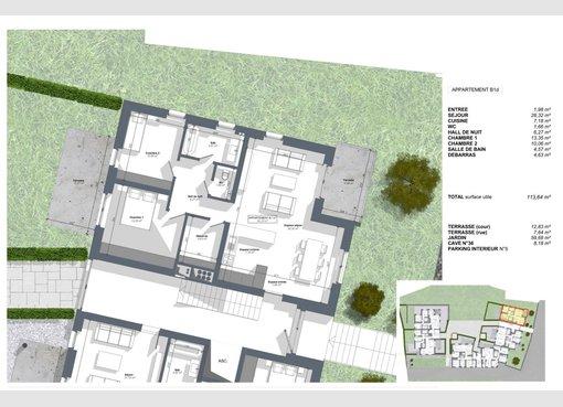 Appartement à vendre 2 Chambres à Eschweiler (Wiltz) (LU) - Réf. 6331191