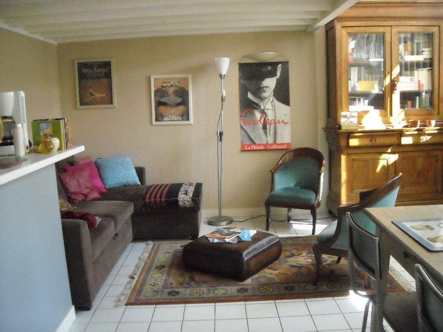 acheter appartement 2 pièces 56 m² pornic photo 1