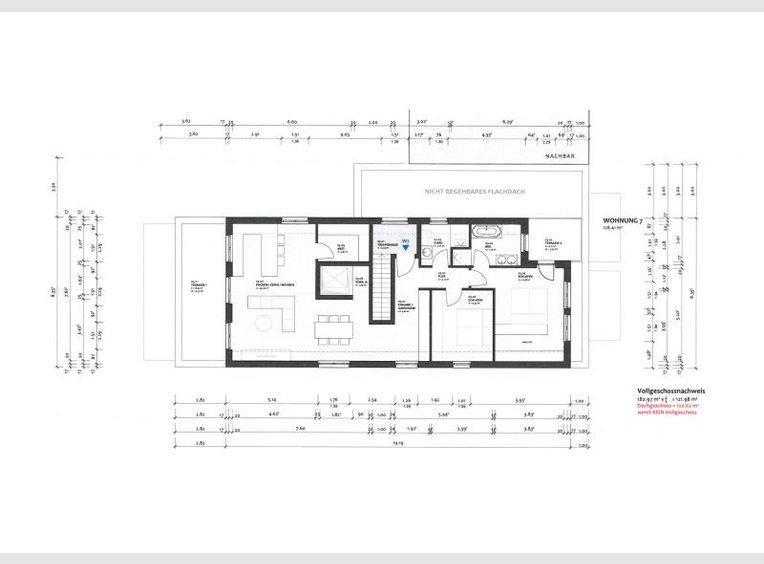 Penthouse à vendre 3 Pièces à Speicher (DE) - Réf. 7164231