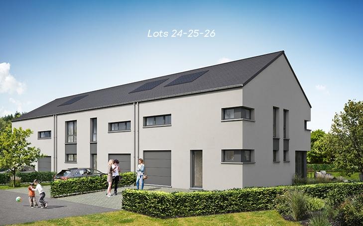 acheter maison mitoyenne 3 chambres 105 m² weicherdange photo 2