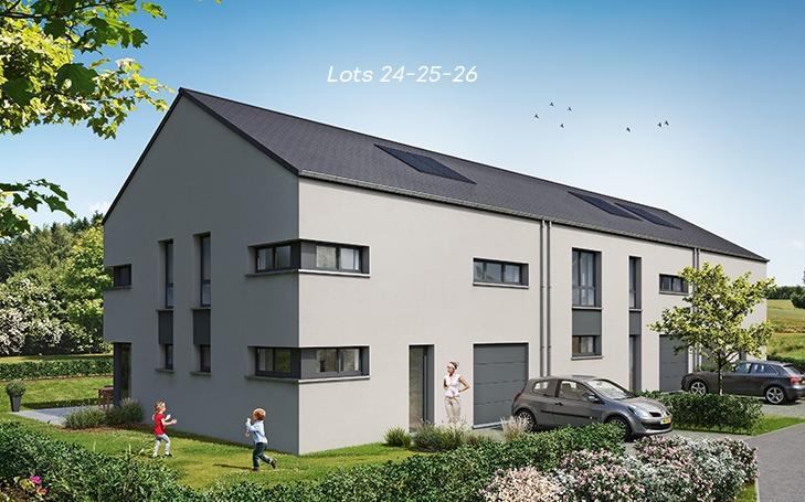 acheter maison mitoyenne 3 chambres 105 m² weicherdange photo 1