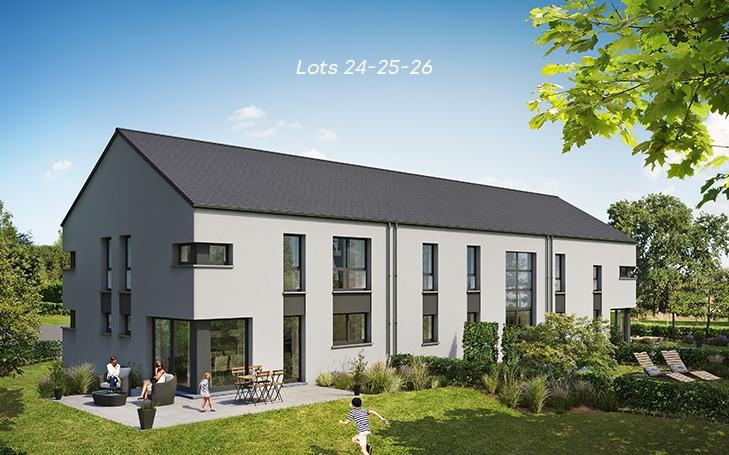 acheter maison mitoyenne 3 chambres 105 m² weicherdange photo 3