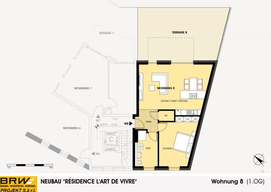 acheter appartement 1 chambre 94.49 m² echternach photo 4