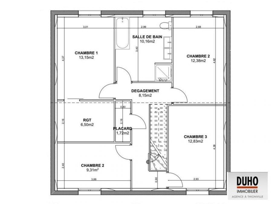 acheter maison individuelle 6 pièces 126 m² roussy-le-village photo 3