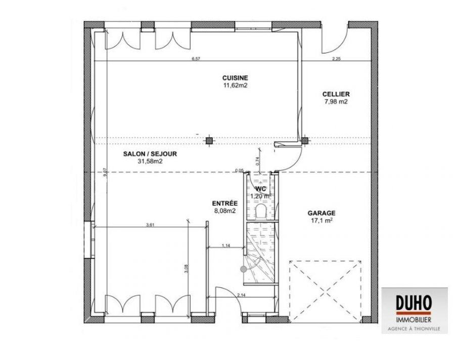 acheter maison individuelle 6 pièces 126 m² roussy-le-village photo 2