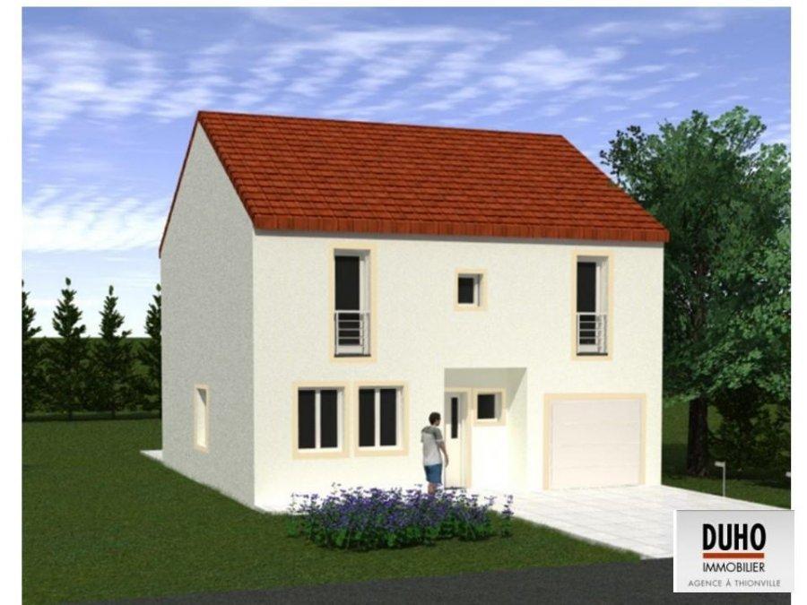 acheter maison individuelle 6 pièces 126 m² roussy-le-village photo 1