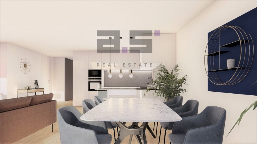 wohnung kaufen 3 schlafzimmer 113.33 m² mondercange foto 2