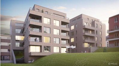 Building Residence for sale 3 bedrooms in Luxembourg-Gasperich - Ref. 4957511