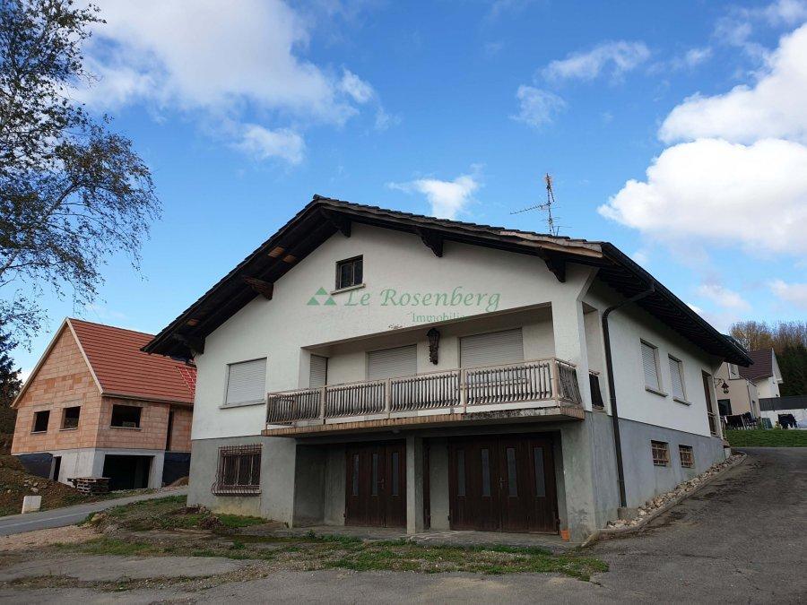Maison à vendre F4 à Durmenach