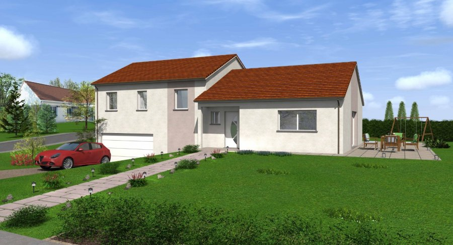 acheter maison individuelle 4 pièces 90 m² damelevières photo 1