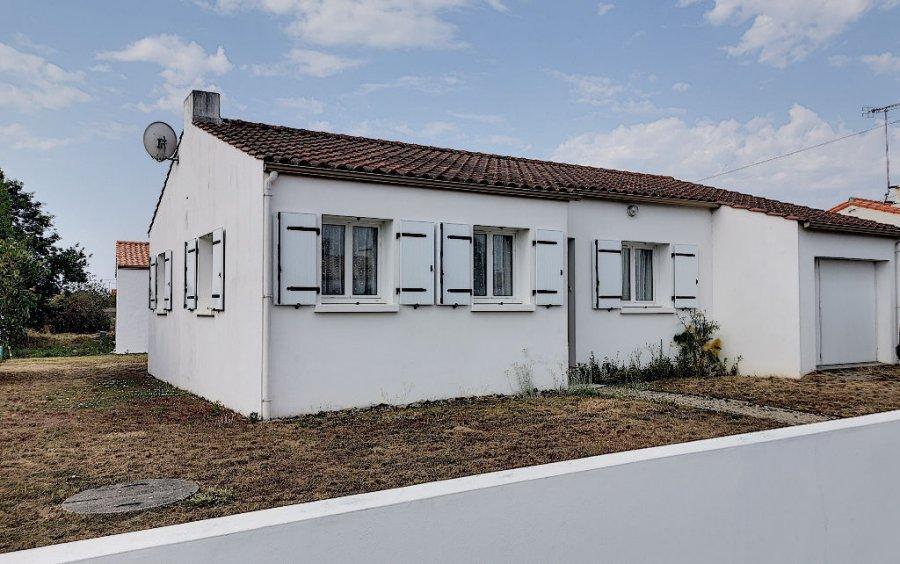 acheter maison 3 pièces 72 m² saint-hilaire-de-riez photo 1