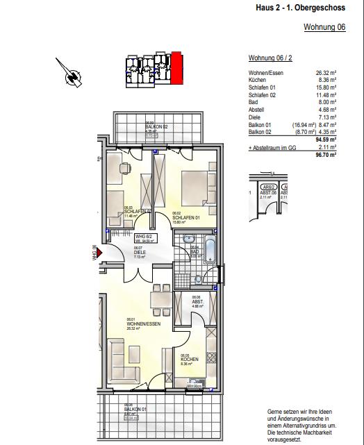 wohnung kaufen 0 zimmer 94.59 m² palzem foto 4