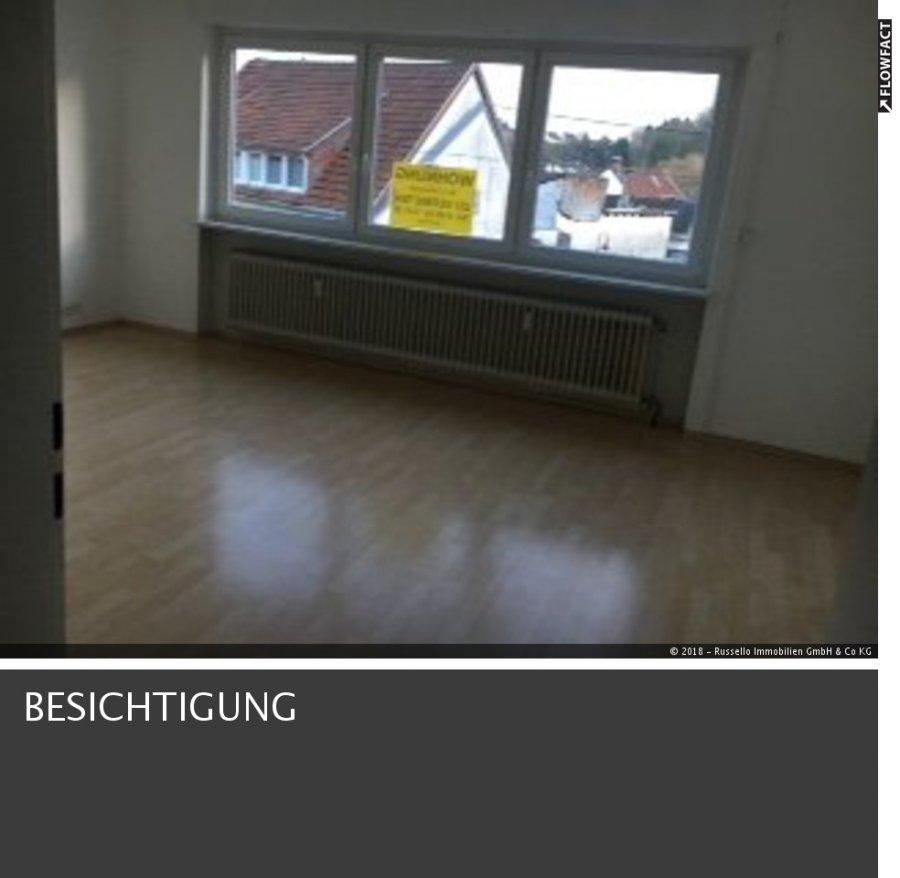 wohnung mieten 1 zimmer 49 m² beckingen foto 1