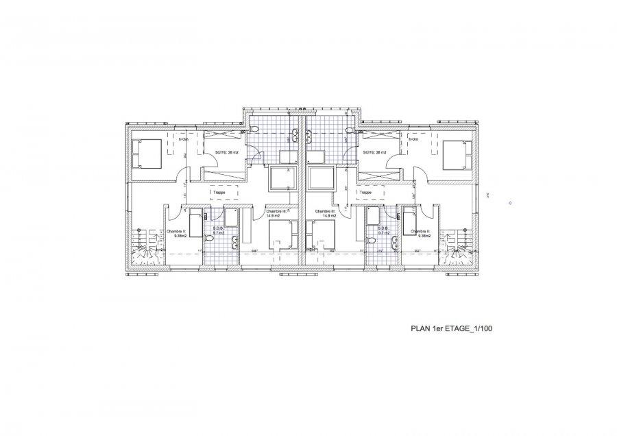 doppelhaushälfte kaufen 3 schlafzimmer 242.39 m² useldange foto 5