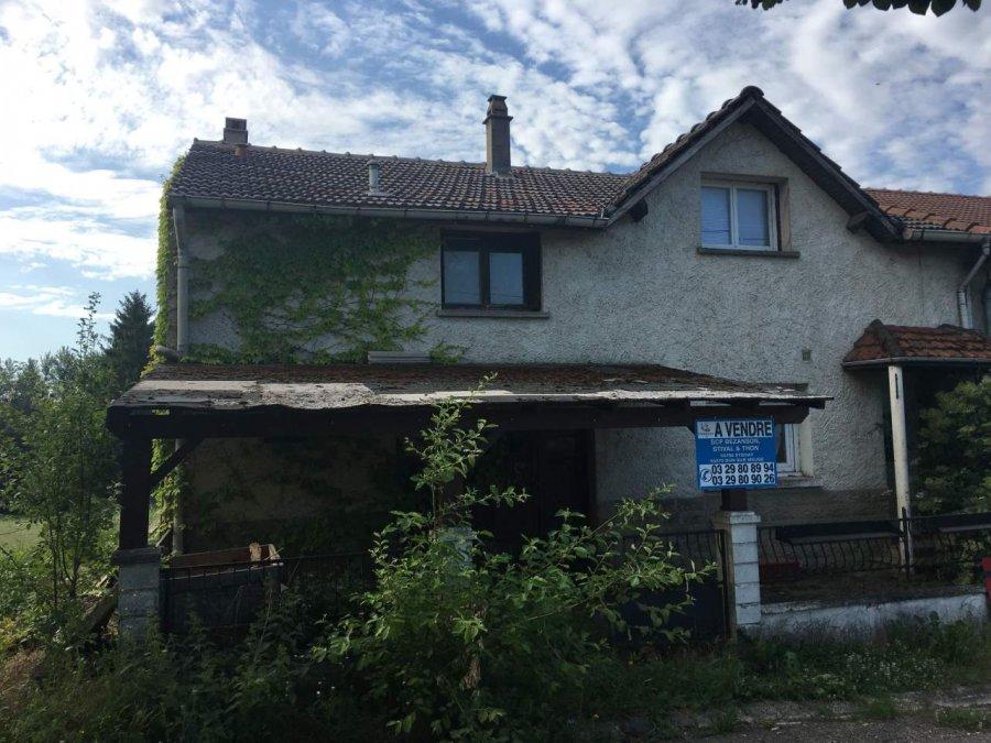 Maison à vendre F6 à Azannes et soumazannes