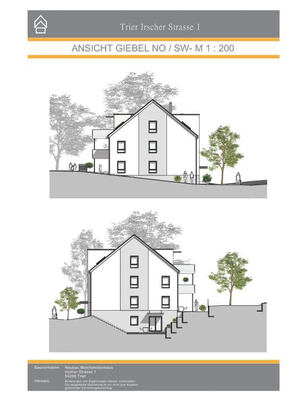 wohnung kaufen 3 zimmer 78.57 m² trier foto 5