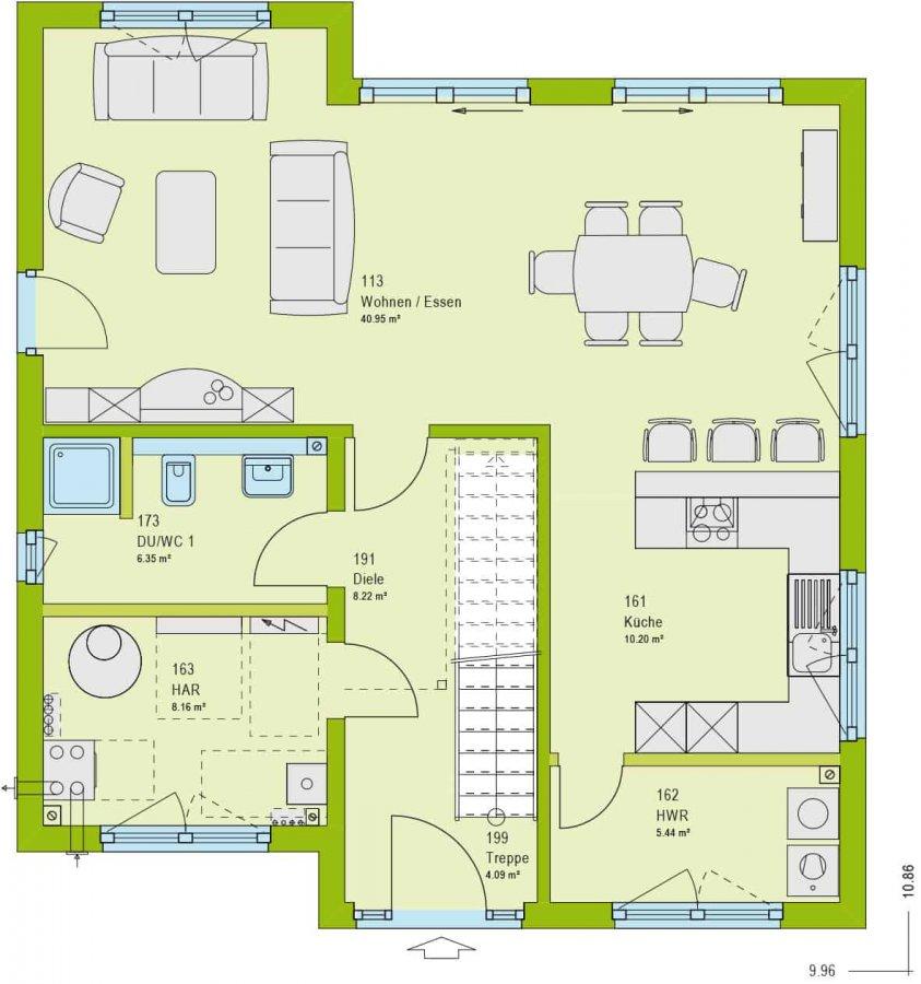 haus kaufen 5 zimmer 161 m² klüsserath foto 5