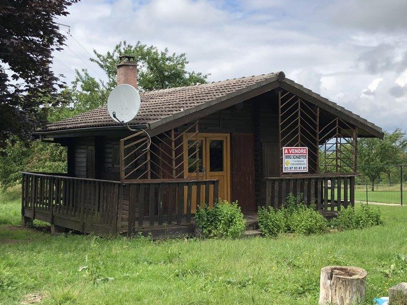 Terrain constructible à vendre à Brouderdorff