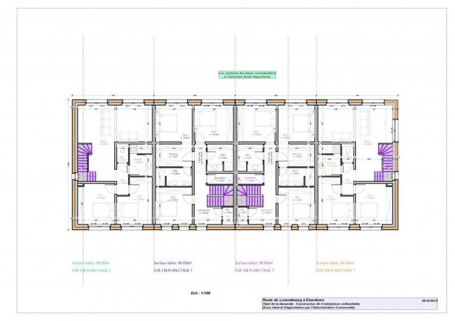 acheter maison mitoyenne 3 chambres 260 m² eisenborn photo 4