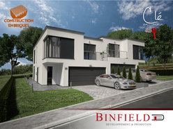 Maison jumelée à vendre 3 Chambres à Remich - Réf. 5798983