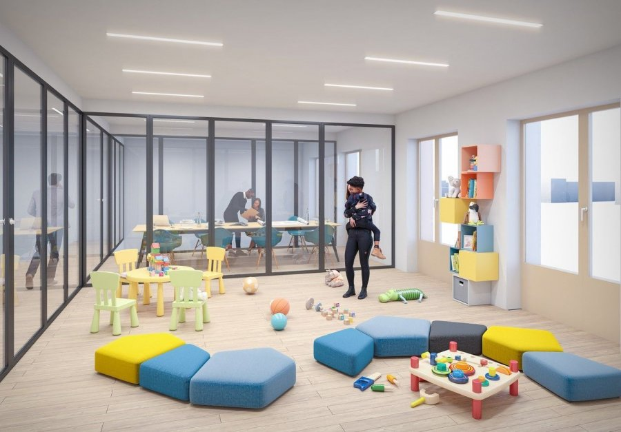 acheter appartement 1 chambre 59.16 m² belval photo 5