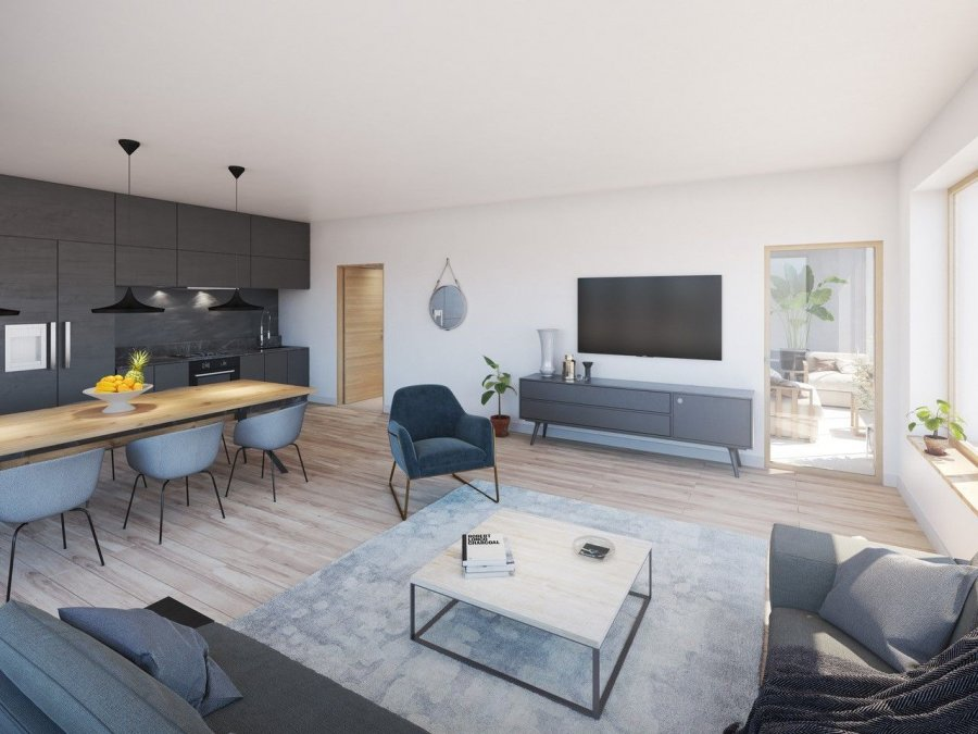 acheter appartement 1 chambre 59.16 m² belval photo 7