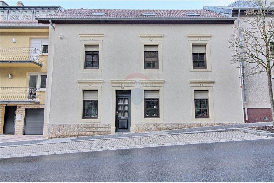 Maison mitoyenne à vendre 4 chambres à Luxembourg-Neudorf
