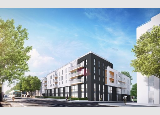 Neuf appartement f3 nantes erdre loire atlantique for Appartement f3 neuf