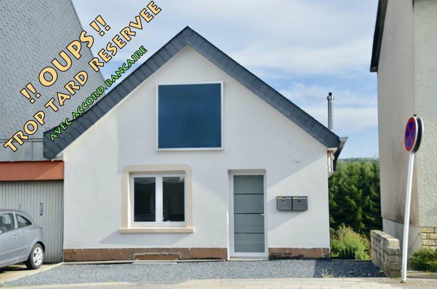 Maison à vendre Pétange