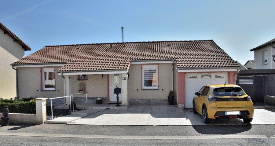 Maison à vendre Villerupt