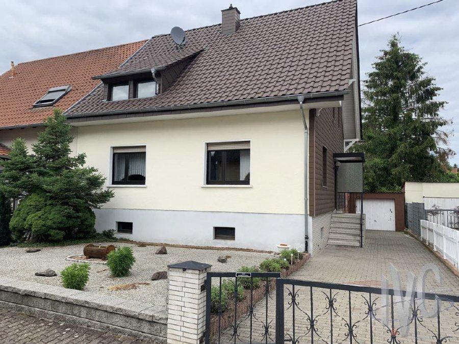 doppelhaushälfte kaufen 6 zimmer 130 m² wadgassen foto 1