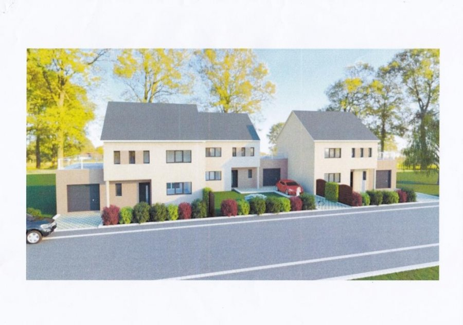 Building Land For Buy 3 Bedrooms 120 M² Boevange (clervaux) Photo 1