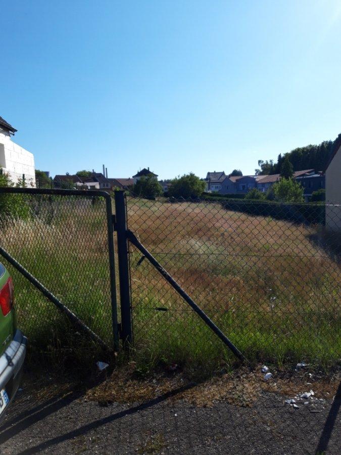 Terrain constructible à vendre à L'Hôpital