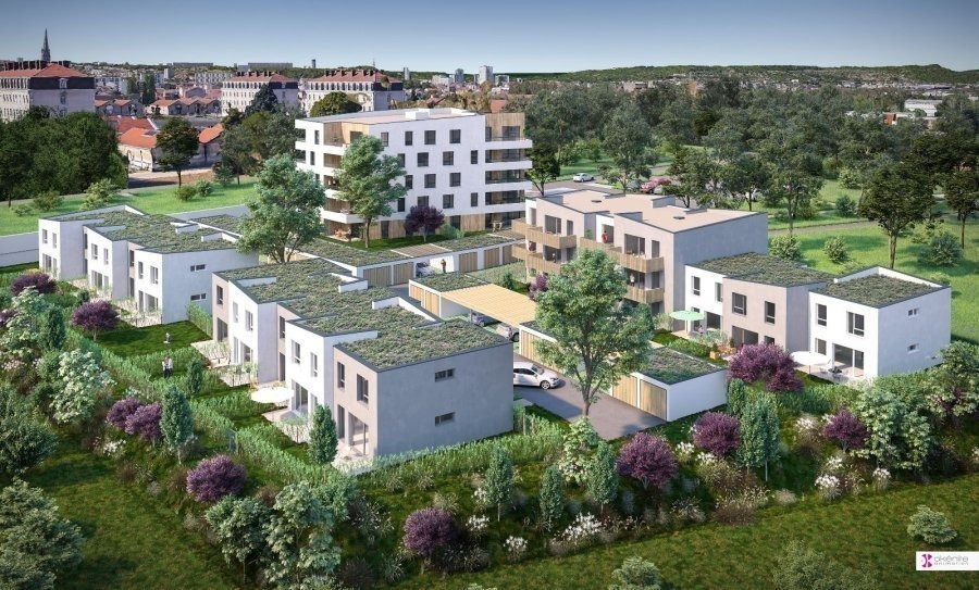acheter programme neuf 0 pièce 38.29 à 83.79 m² vandoeuvre-lès-nancy photo 1