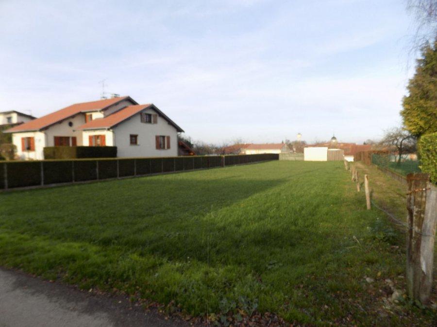 acheter terrain constructible 0 pièce 797 m² bar-le-duc photo 2