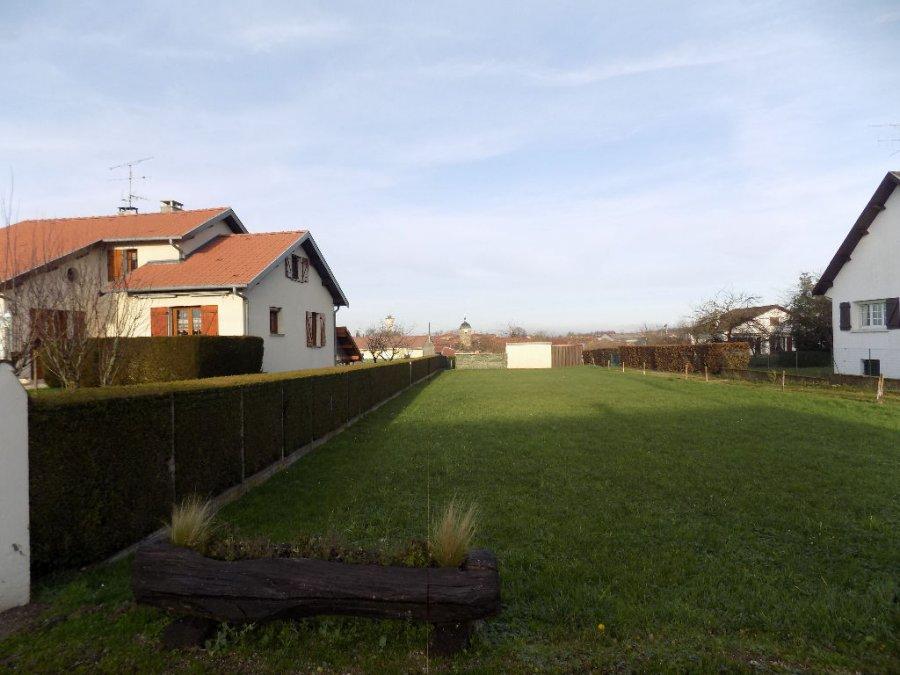 acheter terrain constructible 0 pièce 797 m² bar-le-duc photo 3