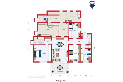 renditeobjekt kaufen 8 zimmer 230 m² saarbrücken foto 6