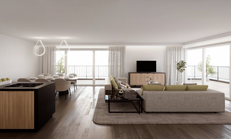 acheter penthouse 3 chambres 112 m² olm photo 1