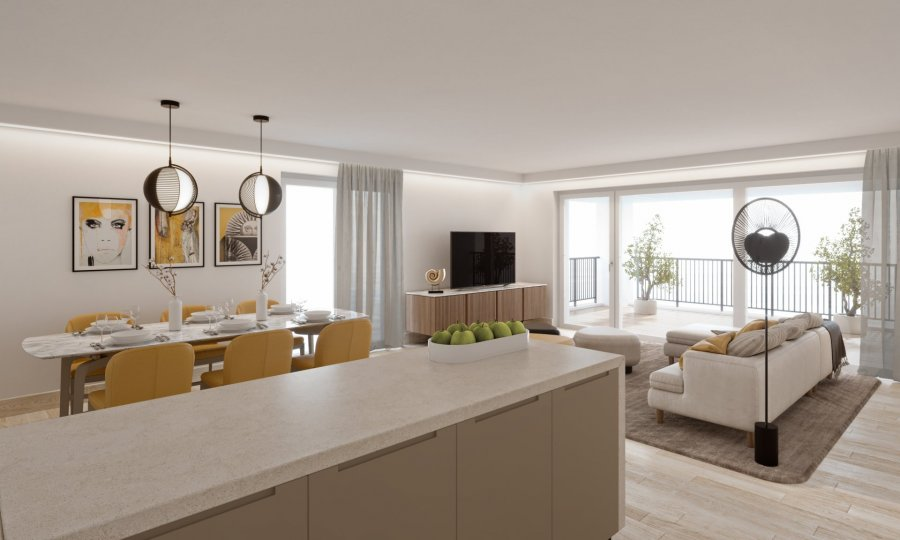 acheter penthouse 3 chambres 112 m² olm photo 2