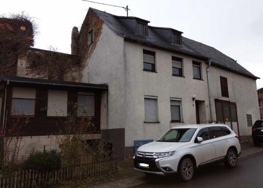 einfamilienhaus kaufen 6 zimmer 135 m² burgen foto 1