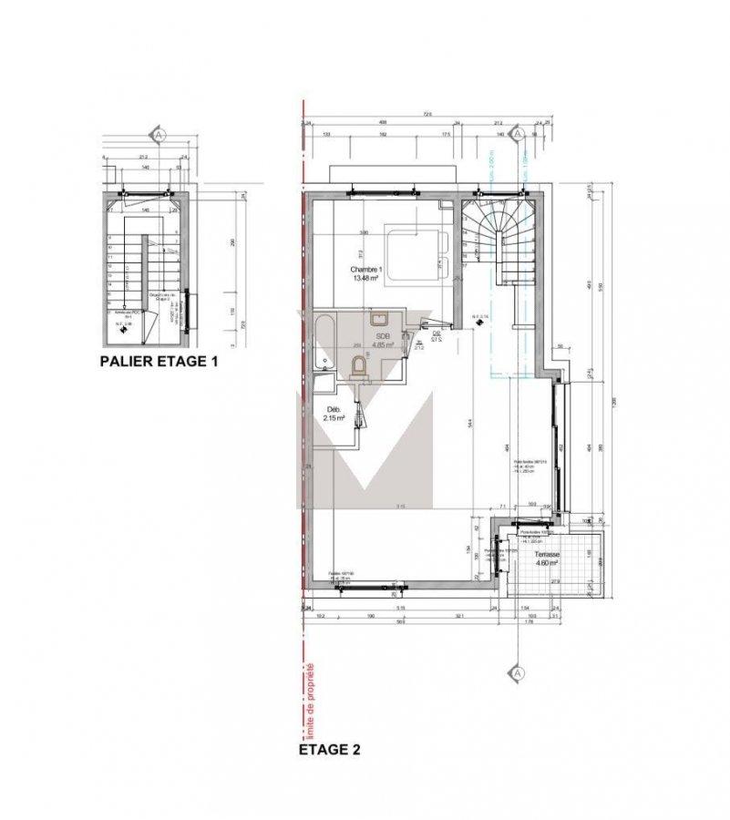 acheter appartement 1 chambre 70.64 m² bridel photo 3