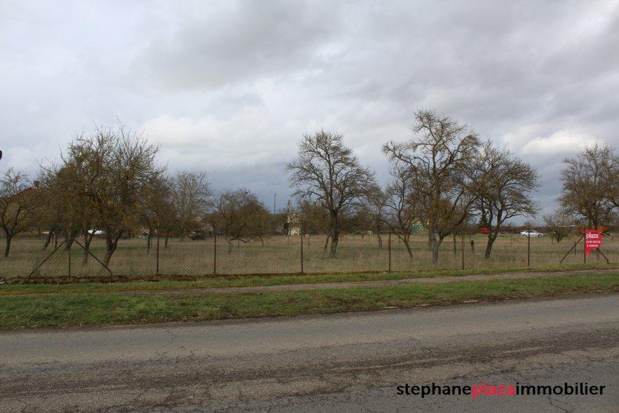 acheter terrain constructible 0 pièce 1400 m² hannonville-suzémont photo 1
