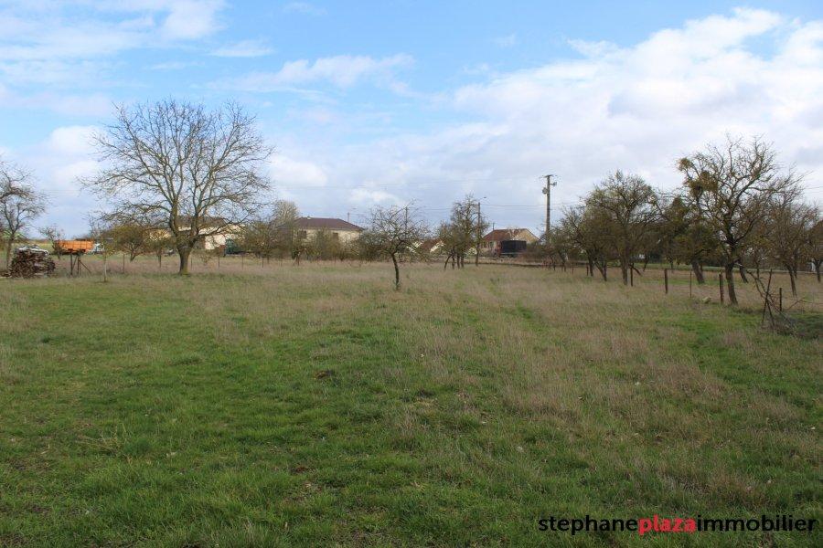 acheter terrain constructible 0 pièce 1400 m² hannonville-suzémont photo 2