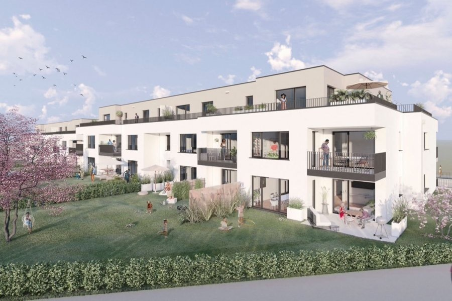 acheter appartement 2 chambres 93.22 m² bertrange photo 1