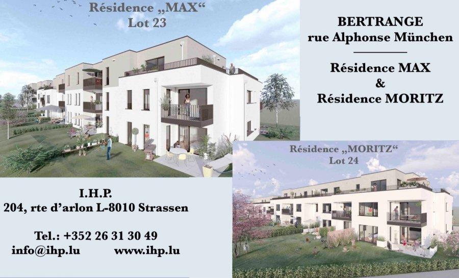 acheter appartement 2 chambres 93.22 m² bertrange photo 5